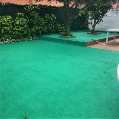 Impermeabilizante verde