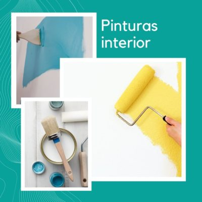 Pintura para interior