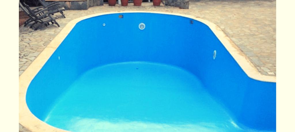 Pintura al agua para piscinas