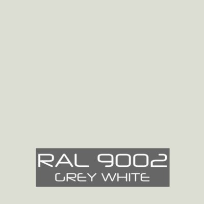 Blanco grisaceo ral 9002