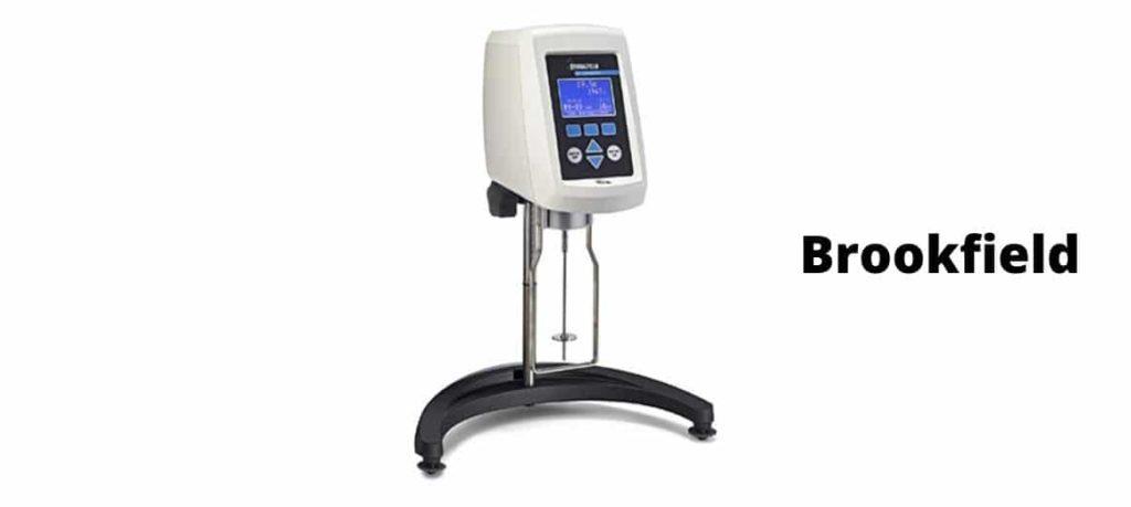 Viscosimetro Brookfield